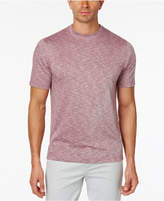 Tasso Elba Upf 30+ Performance Crew Neck Shirt, Created for Macy's