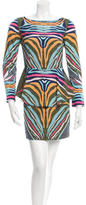 Mara Hoffman Printed Long Sleeve Dress