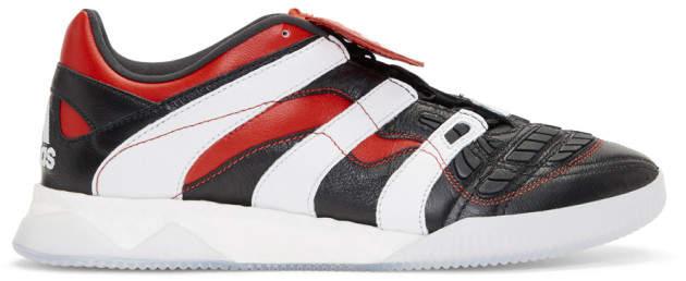 adidas Black Predator Accelerator TR Sneakers