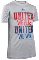 Under Armour Boys' UA United We Play T-Shirt