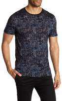 Ted Baker Crafter Printed Crew Neck Tee