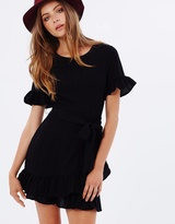 Steffie Ruffle Dress