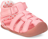 Carter's Every Step Stage 1 Crawling Addison Sandals, Baby Girls (0-4)