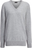 Cashmere 12gg V Neck Sweater
