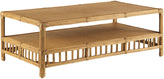 Serena & Lily Bungalow Coffee Table