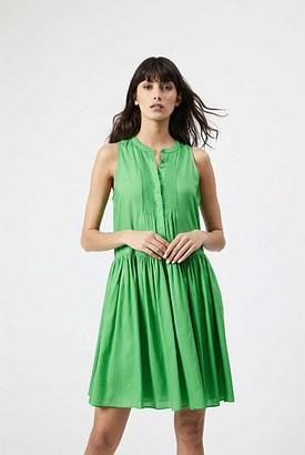 Witchery Pintuck Mini Dress