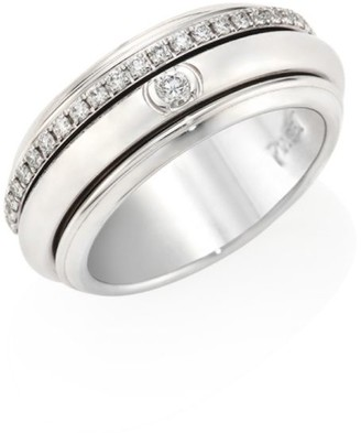 Piaget Possession 18K White Gold & Diamond Ring