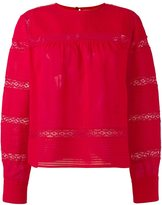 Etoile Isabel Marant 'Rexton' blouse - women - Cotton - 42