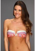 O'Neill In Love Bandeau Top (Multi In Love) - Apparel