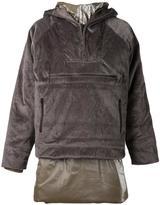Kokon To Zai double hoody jacket