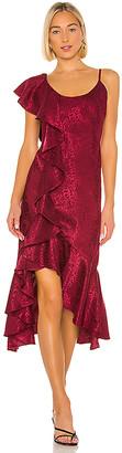 House Of Harlow x REVOLVE Georgeta Dress