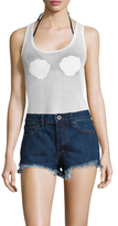 Wildfox Couture Track Woven Camisole