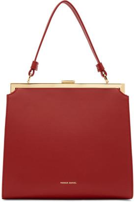 Mansur Gavriel Red Elegant Bag