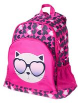 Crazy 8 Cat Sunglasses Backpack