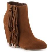 Madden-Girl Pave Wedge Bootie
