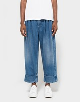J.W.Anderson Pleat Front Baggy Trouser
