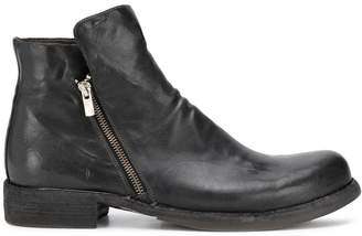Officine Creative Magnete zipped boots