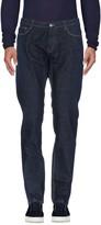 Paolo Pecora Denim pants - Item 42593758