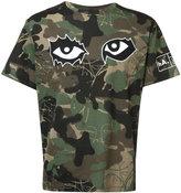 Haculla - camouflage print T-shirt - men - Cotton - S