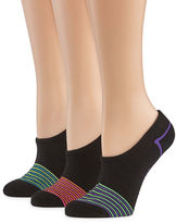 Converse 3-pc. Liner Socks - Womens