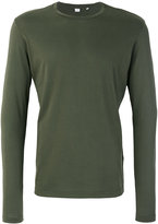 Aspesi Japanese cotton long sleeve T-shirt