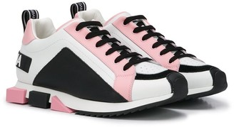 Dolce & Gabbana Colour Block Sneakers