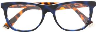 RetroSuperFuture Angular Frame Glasses