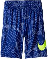 Nike Dry Print Training Short Boy's Shorts