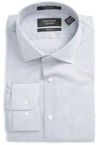 Nordstrom Men's Trim Fit Solid Dress Shirt