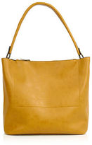 "Oasis HONOUR DOUBLE POCKET HOBO [span class=""variation_color_heading""]- Ochre[/span]"