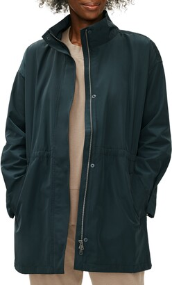 Eileen Fisher Recycled Polyester Coat