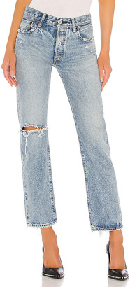 Moussy Hesperia Straight. - size 24 (also