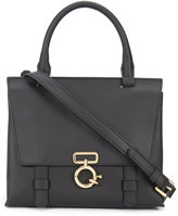 Derek Lam 10 Crosby buckled satchel - women - Nappa Leather - One Size