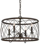Quoizel Dury 4-Light Pendant Ceiling Fixture