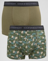 French Connection 2 Pack Trunks