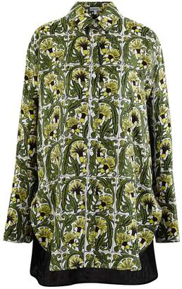 Loewe Silk shirt with flower print