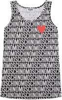 Moschino Logo Text Vest Top