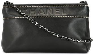 Chanel Pre Owned 2004 Branded Chain Shoulder Bag