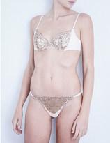 Heidi Klum Intimates Venetian Embrace lace balconette bra