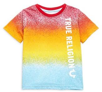True Religion Little Boy's Rainbow T-Shirt