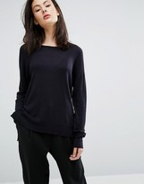 Gestuz Sky Round Neck Cashmere Mix Sweater