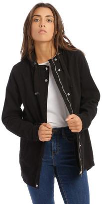 Grab Black Utility Jacket