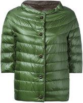 Herno Giacca Piumino jacket - women - Polyamide/Goose Down - 42