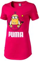 Puma Girls' Minions T-Shirt