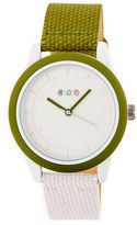 Crayo Pleasant Unisex Multicolor Strap Watch-Cracr3904