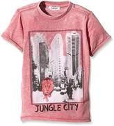 3 Pommes 3Pommes Boy's Roots T-Shirt,2-