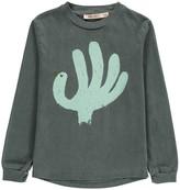 Bobo Choses Organic Cotton Bird Long Sleeve T-Shirt