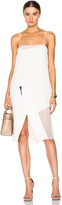 Prabal Gurung Crepe Tank Dress