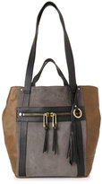 Sanctuary Olive & Black Soft Hero Tote