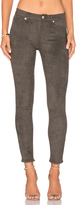 7 For All Mankind Knee Seam Skinny